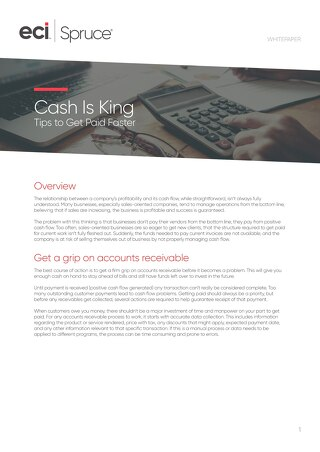 Cash is King Whitepaper
