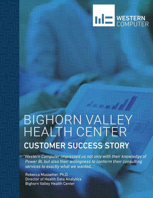 Customer Success Story: Bighorn Valley Health Center