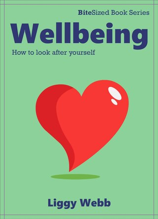"ebook ""Wellbeing"" from Liggy Webb"