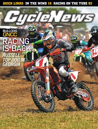 Cycle News 2020 Issue 20 May 19