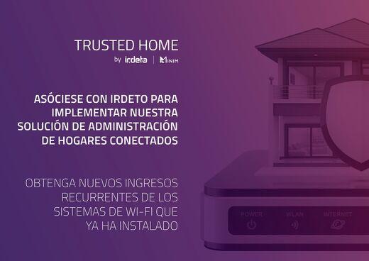 Partner Brochure: Trusted Home - Spanish