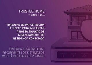 Partner Brochure: Trusted Home - Portuguese