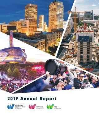 Economic Development Winnipeg Annual Report 2019