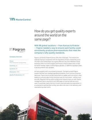 Fagron Case Study