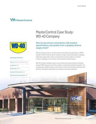 WD-40 Company Case Study