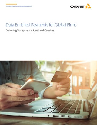 Data Enriched Payments for Global Firm