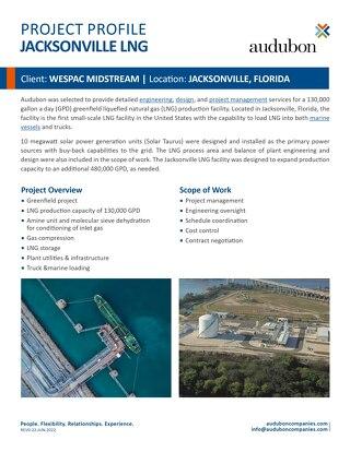 Jacksonville LNG