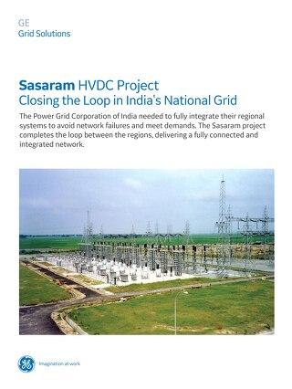 Case Study: Sasaram HVDC project