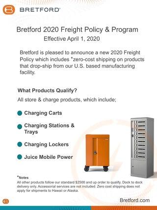 Bretford 2020 Freight Policy