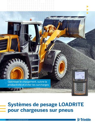 Trimble LOADRITE L-Series Brochure - French