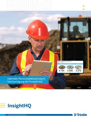 Trimble InsightHQ Brochure - German