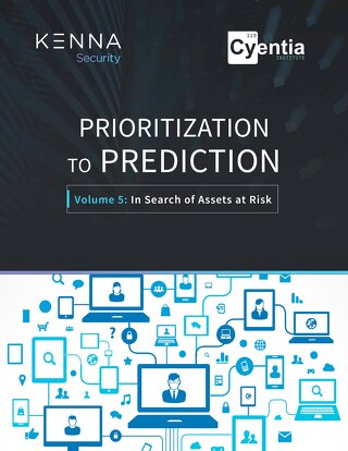 Kenna Prioritization to Prediction Volume 5