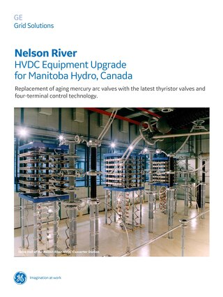Case Study: Nelson River HVDC upgrade