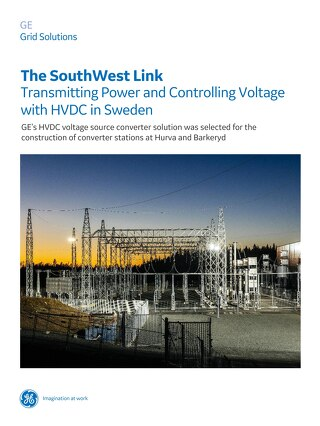 Case Study: South West Link HVDC