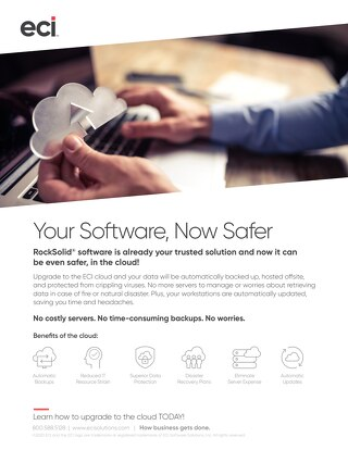 RockSolid Classic to the Cloud Solution Brief