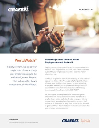 Graebel WorldWatch