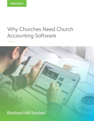 Why Churches Need Church Accounting Software
