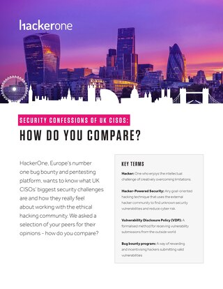 Security Confessions of UK CISOs
