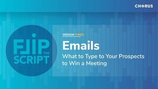 Flip the Script: Emails