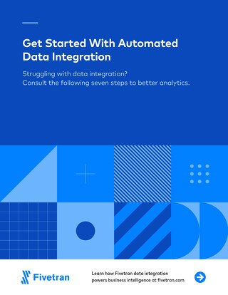 Get Started with Automated Data Integration