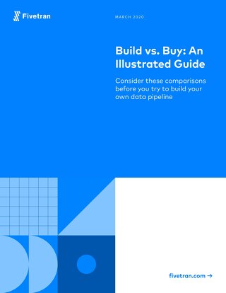 Build vs Buy Data Pipeline Guide