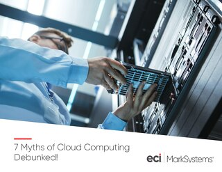 7 Myths of Cloud Computing