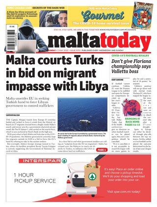 MaltaToday 3 May 2020
