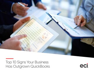 Top 10 Signs Your Business Has Outgrown QuickBooks - AUS