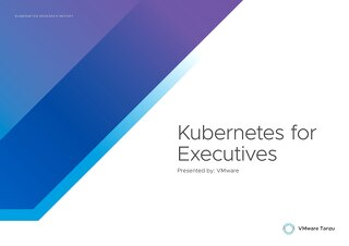 Kubernetes For Executives