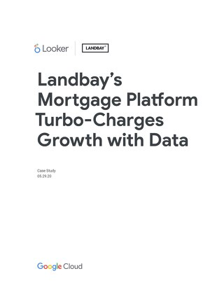 Landbay's mortgage platform turbo-charges growth with data