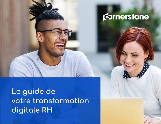 Le guide de votre transformation digitale RH