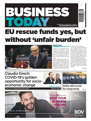 BUSINESS TODAY 04 JUNE 2020