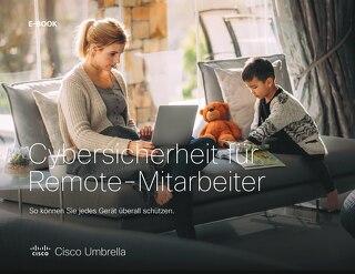 Cybersicherheit für Remote-Mitarbeiter