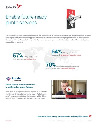 Enable future-ready public services