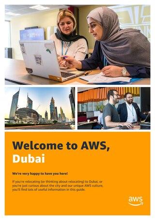 Welcome to AWS, Dubai