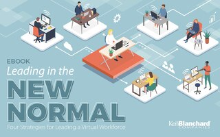 Leading in the New Normal: Four Strategies for Leading a Virtual Workforce