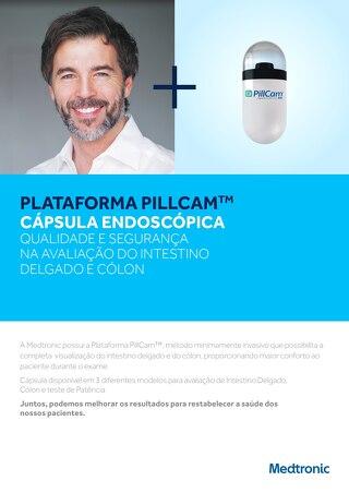 Guia de Códigos e Descrições dos Componentes do Sistema de Cápsula Endoscópica PillCam™