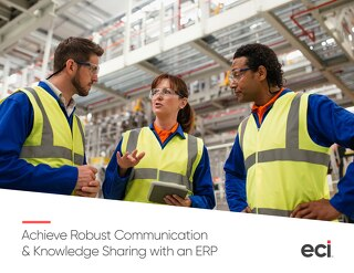 Achieve Robust Comm Knowledge Sharing ERP