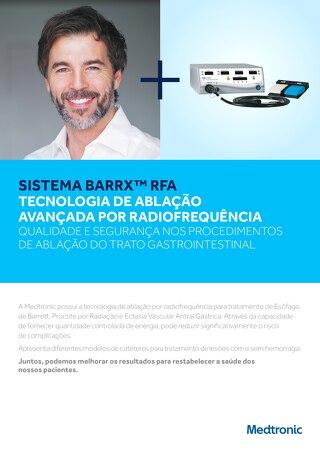 Guia de Códigos e Descrições dos Componentes do Sistema de Ablação por Radiofrequência BARRXTM RFA
