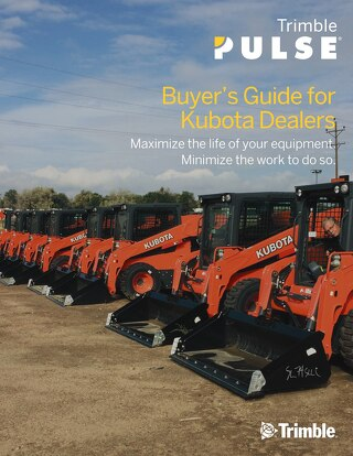 Buyers Guide for Kubota Dealers
