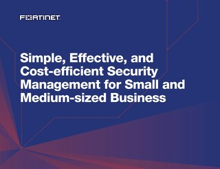 Simple, Effective, and Cost-efficient Security Management for Small and Medium-sized Business