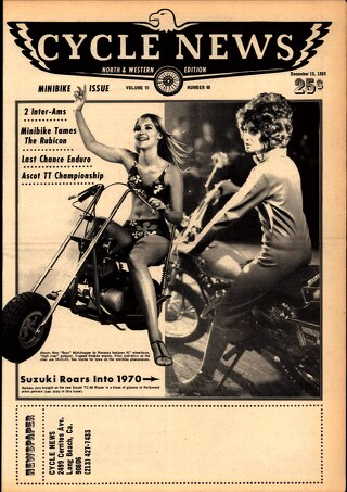 Cycle News 1969 12 16