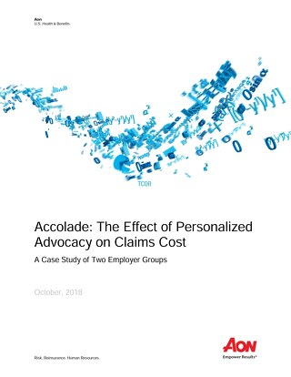 Accolade_The Effect of Personalized Advocacy on Claims Cost