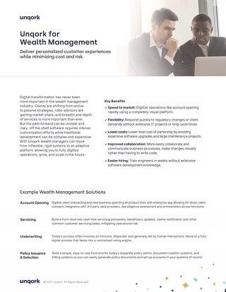 Industry Brief: Wealth Management