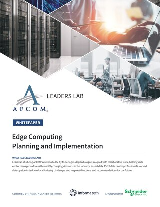 Edge Computing Planning and Implementation