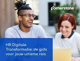 HR Digitale Transformatie: de gids voor jouw ultieme reis