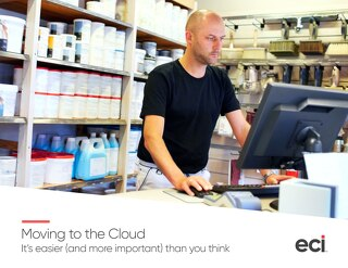 Moving To The Cloud Is Easy Ebook - Building Supply Retailers