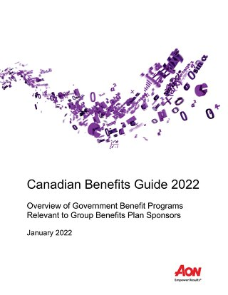 Canadian Benefits Guide 2020