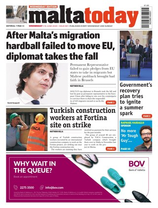 MaltaToday 10 June 2020 MIDWEEK