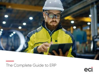 MFG Complete Guide to ERP 2020